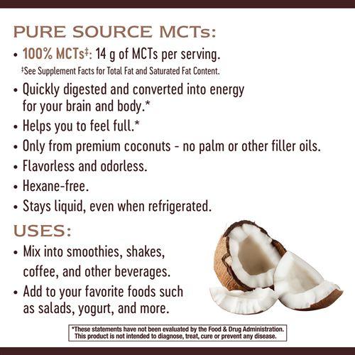 11772 - 100 MCT Oil