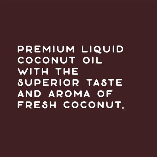 15857 - Liquid Coconut Premium Oil