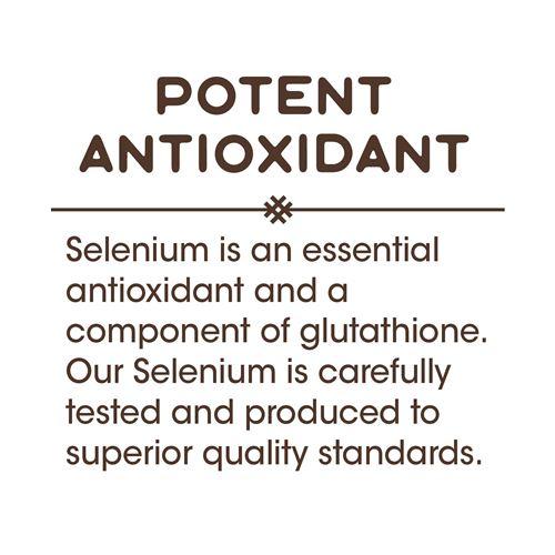 41081 - Selenium 100 Caps
