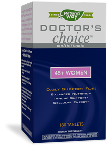 00080 - Doctor's Choice™ 45+ Women