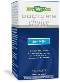 00092 - Doctor's Choice™ 50+ Men