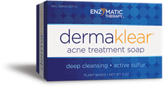 01070 - dermaklear® acne treatment soap