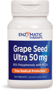 08492 - Grape Seed Ultra 50 mg