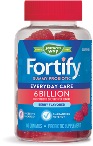 Primadophilus® Fortify™ Gummy Berry ed 60-VIT package