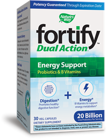Fortify™ Dual Action Energy Support 30 package