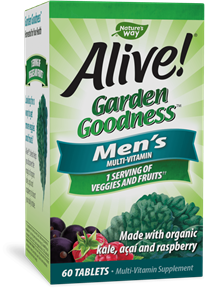12112 - AliveGarden Goodness for Men