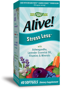 12506 - Alive Stress Less