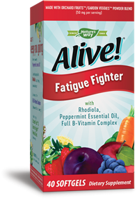12507 - Alive Fatigue Fighter