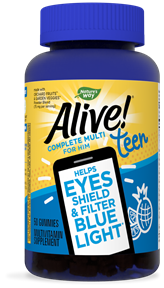 13310 - Alive Teen Gummy Multivitamin for Him
