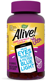 13311 - Alive Teen Gummy Multivitamin for Her