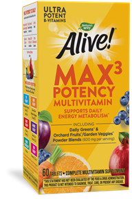 14926 - Max3 Daily Multivitamin