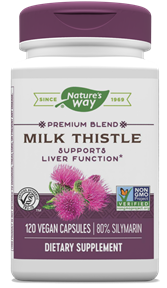 15355 - Milk Thistle Standardized