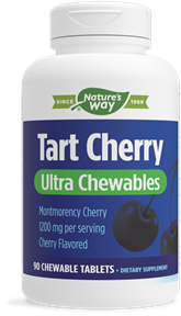 15831 - Tart Cherry Ultra Chewables