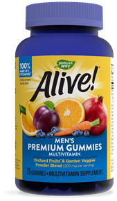 15895 - Alive Mens Gummy Multi