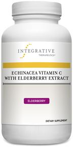 166014 - Echinacea Vitamin C with Elderberry Extract