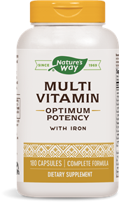 45121 - Multi Vitamin with Iron