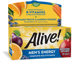 60194 - Alive Mens Daily Multivitamin