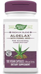 900 - Aloelax with Fennel Seed