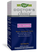 00080 - Doctors Choice Multivitamin Women 45