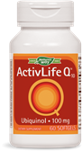 06516 - ActivLife Q10 Ubiquinol 100 mg