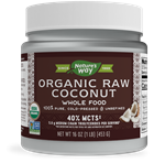 10011 - Organic Raw Whole Coconut
