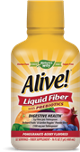 10744 - Alive Liquid Fiber Pomegranate-Berry 16 ounce