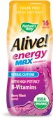 11029 - Alive energy Max water enhancer
