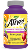 11537 - Alive Womens 50 Gummy