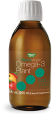 12195 - NutraVege Plant-Based Omega-3 Strawberry Orange Flavored Liquid