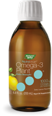 12324 - NutraVege Extra-Strength Zesty Lemon Flavored Omega-3 Plant