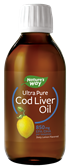12441 - Ultra Pure Cod Liver Oil Lemon Liquid WFM