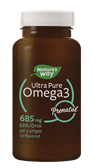 12443 - Ultra Pure Omega3 Prenatal Unflavored Softgels WFM