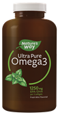 12455 - Ultra Pure Omega3 Fresh Mint 120 Softgels