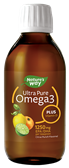 12467 - Ultra Pure Omega3 Vit D Citrus Punch Liquid WFM