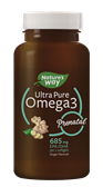 12468 - Ultra Pure Omega3 Prenatal Ginger Softgels WFM