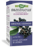 14001 - Sambucus Original Lozenges