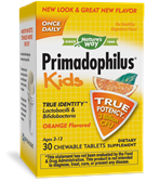14242 - Primadophilus for Kids Orange 30 Chw