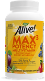 14928 - Alive Max3 Potency Multivitamin