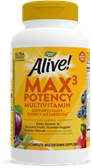 14932 - Alive-Max3-Daily-Multi-No-Iron-180-Tabs