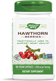 15338 - Hawthorn Berries 180 Vcaps