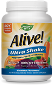 15390 - Alive Ultra Soy Shake Vanilla Flavored