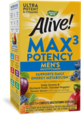 15542 - Alive Mens Max Potency Daily Multivitamin