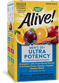 15691 - Alive Mens 50 Ultra Potency Daily Multivitamin