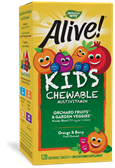 15786 - Alive Chewable Multivitamin for Kids