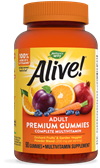 15817 - Alive Premium Adult Multivitamin Gummies