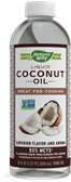 15858 - Liquid Coconut Premium Oil