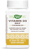 56505 - Vitamin D3 5000 IU Chewables