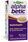 60038 - alpha betic Multivitamin