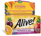 60243 - Alive Womens 50 Daily Multivitamin