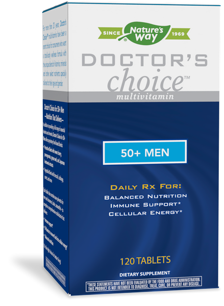00092 - Doctors Choice 50 Men